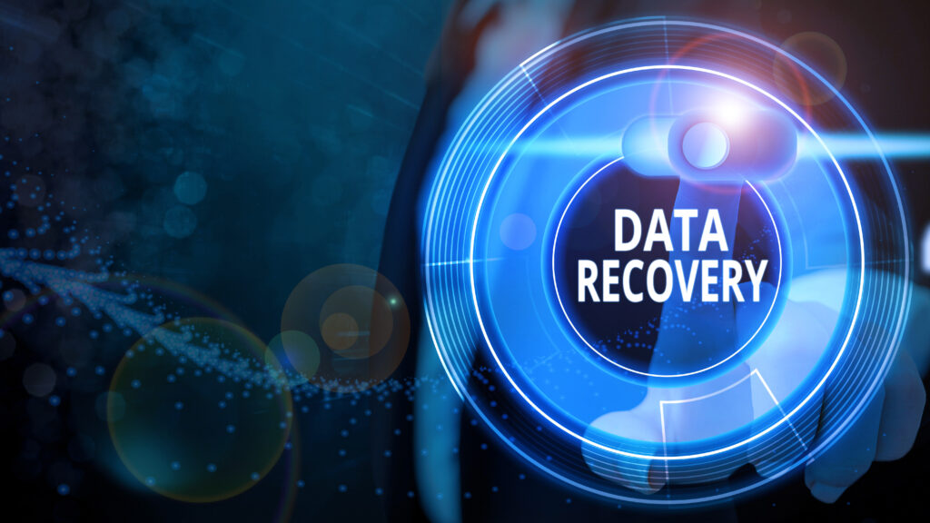 Booknerds and data recovery